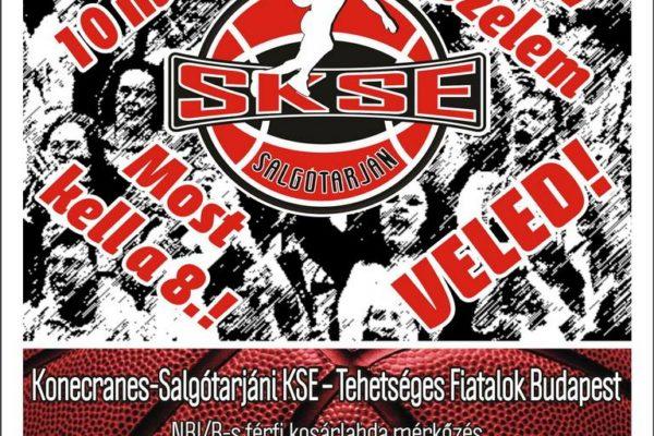 (Forrás: Konecranes-Salgótarjáni Kosárlabda Sport Egyesület | Facebook)