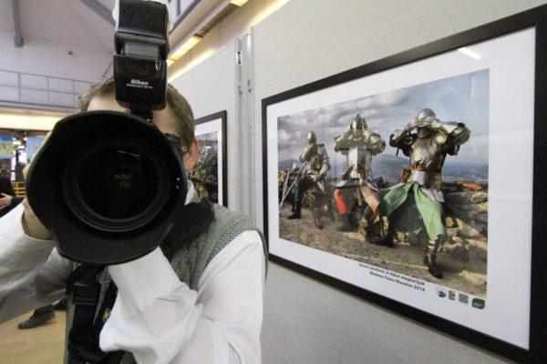 Medvesi Fotós Maraton fotókiállításának megnyitója (Fotó: Gyurkó Péter)