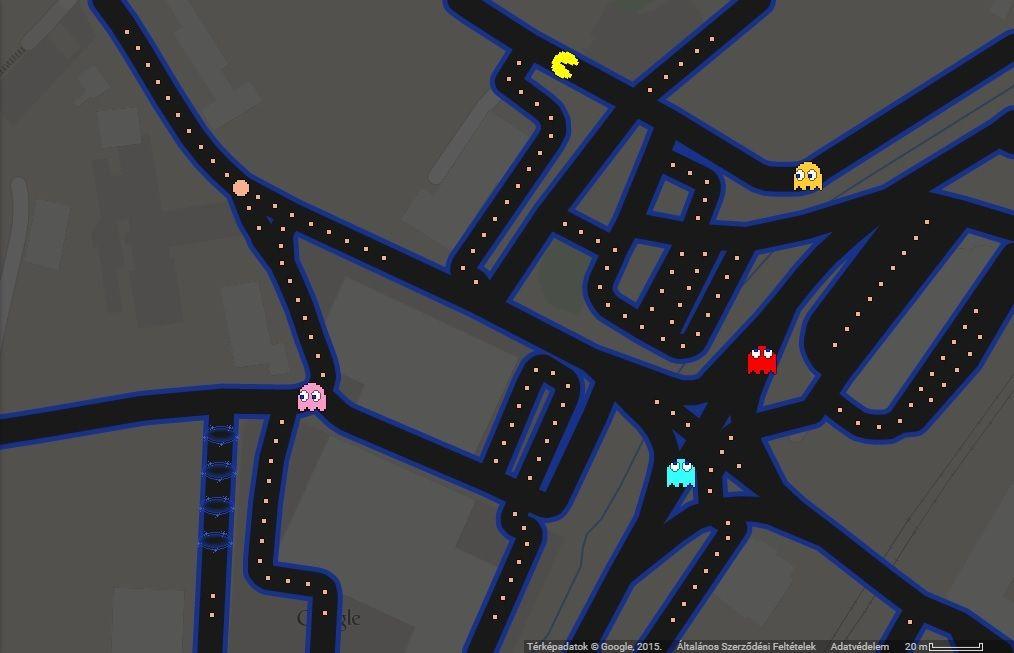 (Forrás: Google Maps)