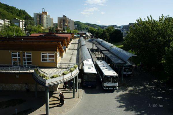 3100.hu Fotó: Távolsági Autóbuszállomás - Salgótarján