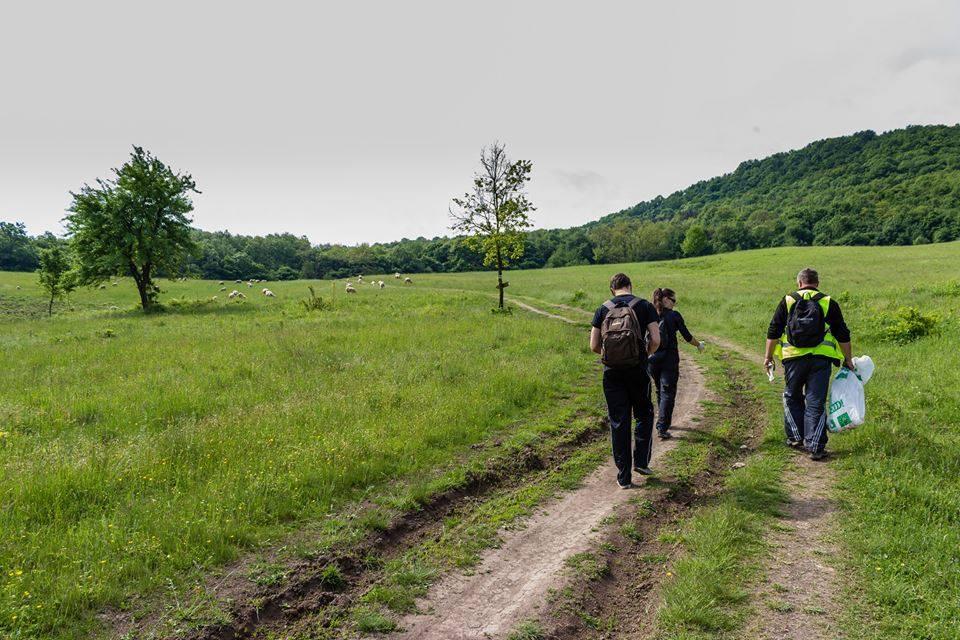 TeSzedd a Kéken! – Nógrádban is aktívak voltak a csatlakozó önkéntesek (Fotó: Félegyházi Éva)