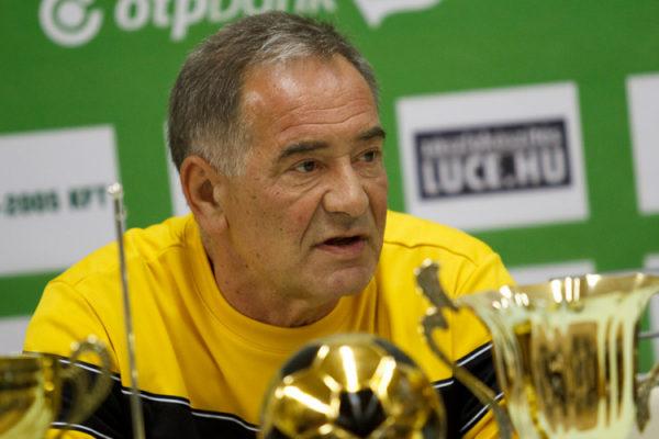 A családi okok miatt leköszönő Véber György edző helyét Kovács László vette át (Forrás: Somos SE | www.somosse.hu)
