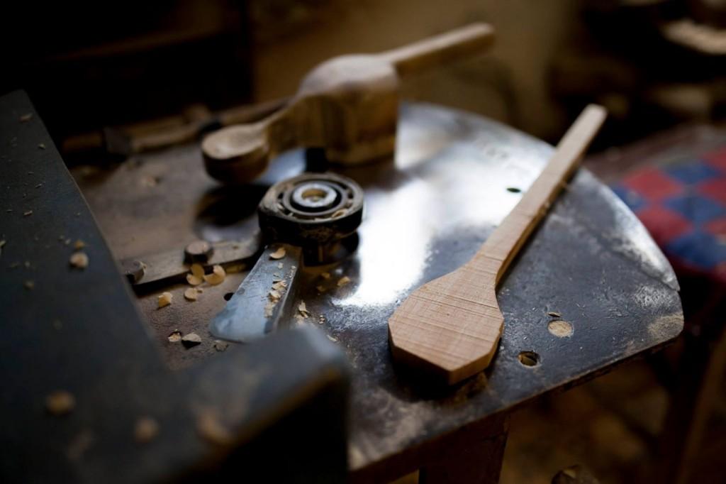 A mátrakeresztesi fakanálkészítés hagyománya idén került fel a Nógrádikumok listájára (Forrás: Kelet - Nógrád közéleti magazin | Facebook)