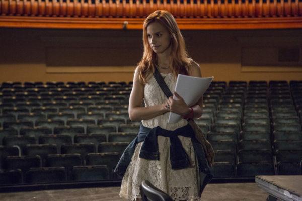 Mikecz Estilla a sorozatban Tatai Lili szerepét alakítja (Forrás: médiaklikk.hu)