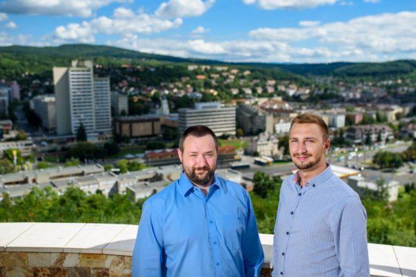 Winkler Balázs és Lehoczki Erik (Fotó: Komka Péter)