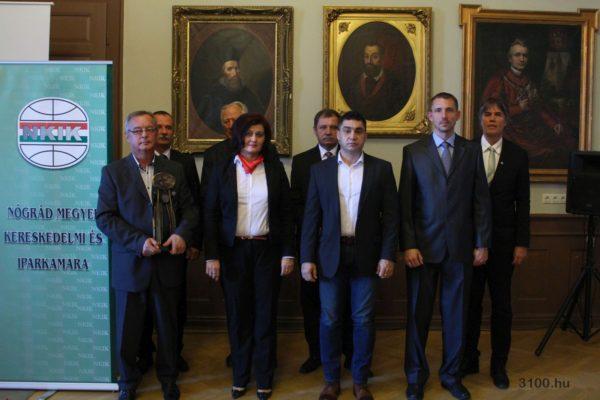 3100.hu Fotó: A Palócföld Gazdaságáért díjjal elismertek és a díjátadók