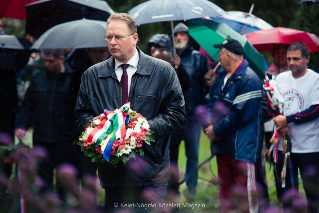 Skuczi Nándor, a Nógrád Megyei Önkormányzat közgyűlésének elnöke (Fotó: Kelet-Nógrád közéleti magazin | Facebook)