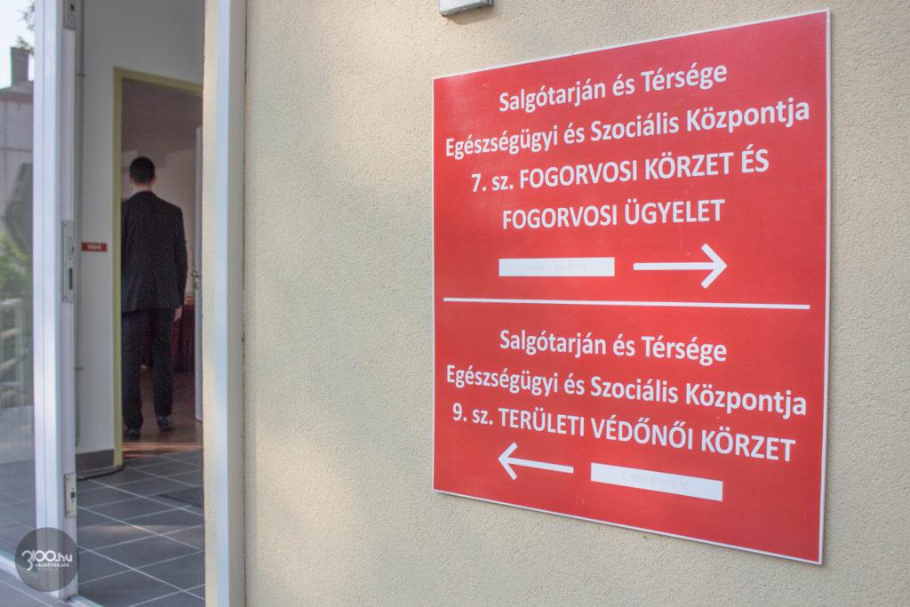 Új védőnői és fogorvosi rendelők a Vásártéren (További képek: 3100.hu | Facebook)