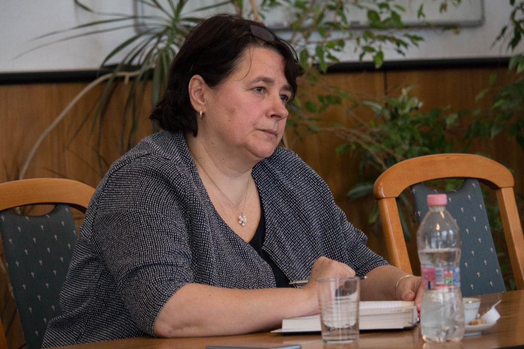 Tamási Ildikó, a Nógrád Megyei Kormányhivatal Foglalkoztatási Főosztályának vezetője (Fotó: Nógrád Megyei Kormányhivatal)