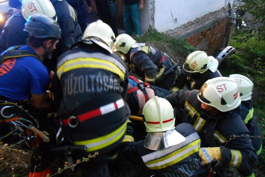 (Fotó: Nógrád Megyei Katasztrófavédelmi Igazgatóság)