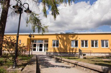 3100.hu Fotó: A felújított mátranováki művelődési ház az átadás előtti napokban