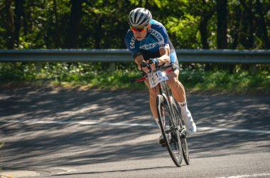 Tóth Norbert, a CRIF #2 hegyi időfutam győztese (Fotó: Rigó Gergely | Salgótarjáni HKE)