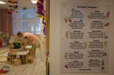 3100.hu Fotó: A Mackóvárban található mini bölcsőde a Bocsoda elnevezést kapta