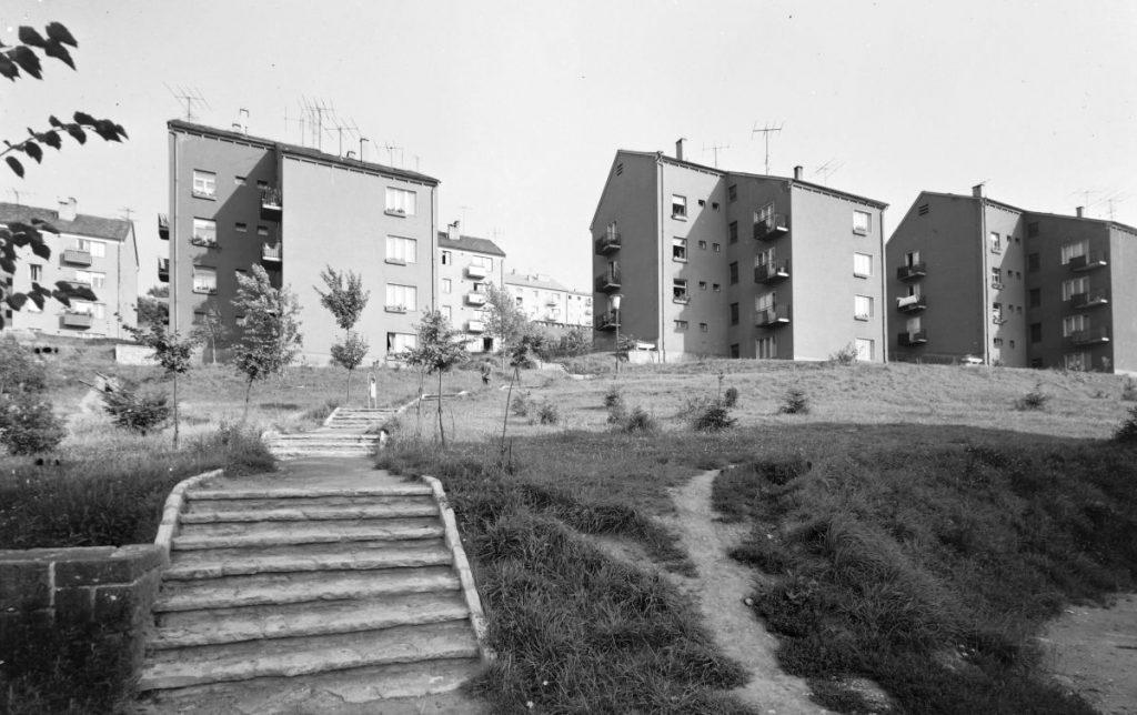 A Rokkant, 1967-ben (Fotó: Fortepan / Lechner Nonprofit Kft. Dokumentációs Központ)