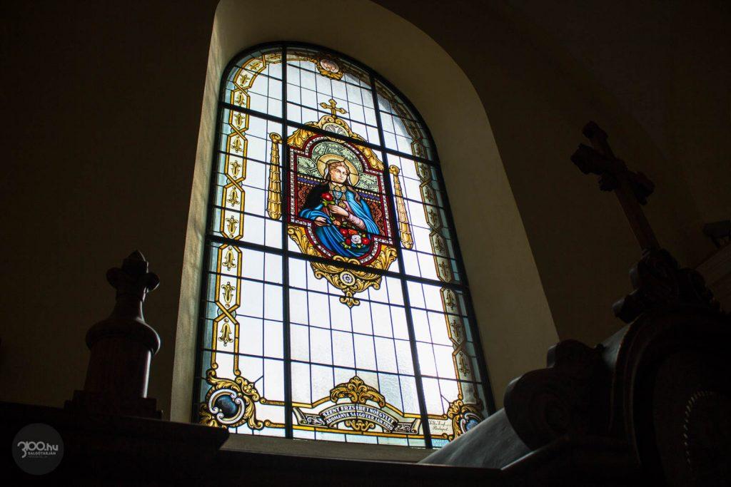 3100.hu Fotó: Kulturális Örökség Napja a salgótarjáni Kisboldogasszony templomban