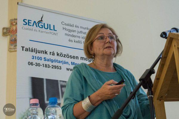3100.hu Fotó: Körmendy Éva, a SEAGULL Család és KarrierPONT szakmai vezetője