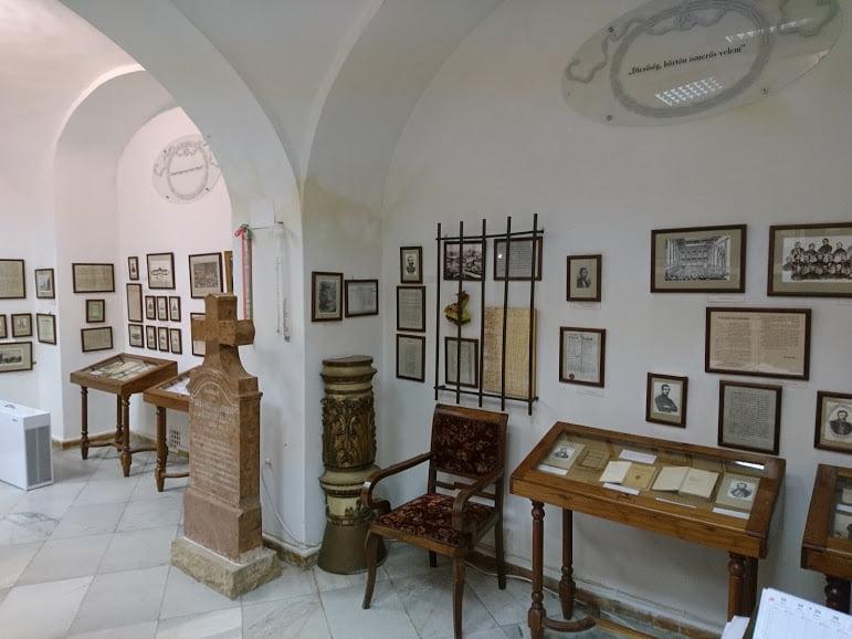 A Madách-Emlékszoba a balassagyarmati Vármegyeházán (Fotó: Palóc Múzeum | Facebook)