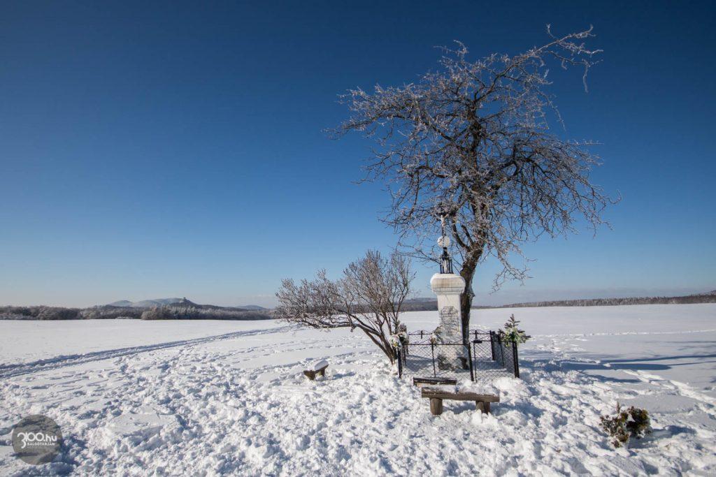 3100.hu Fotó: A réti kereszt a Medves-fennsíkon