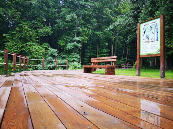 A megújult Madárpark (Fotó: Városfejlesztési Iroda)