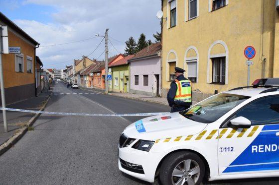 Felvétel a helyszínelésről (Fotó: Nógrád Megyei Rendőr-főkapitányság)