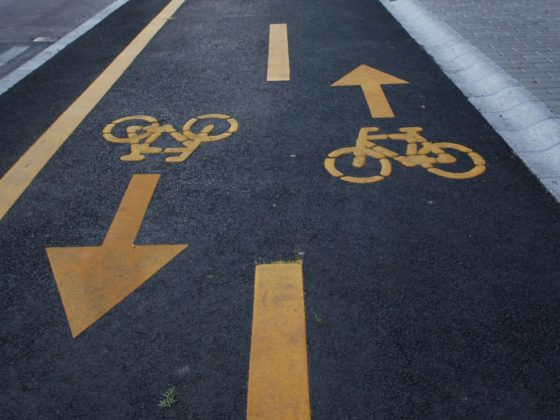 Kerékpárút Salgótarjánban