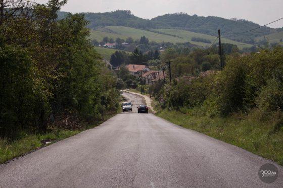 3100.hu Fotó: Útfelújítás 2019 nyarán Etes határában